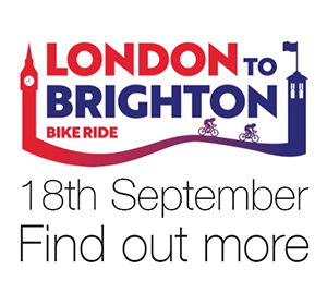London to Brighton Bike Ride